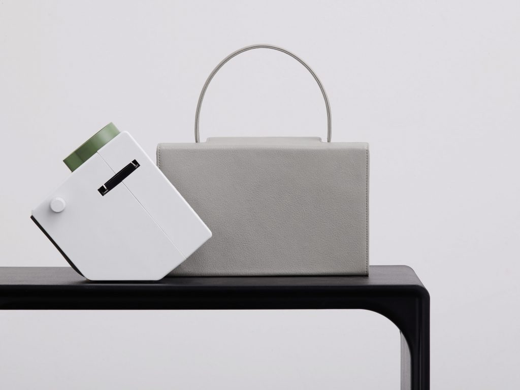 TSATSAS 931 BAG — DESIGN DIETER RAMS