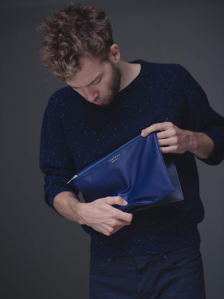 ISSUE 04 by Gerhardt Kellermann — OTHER ONE pouch | TSATSAS