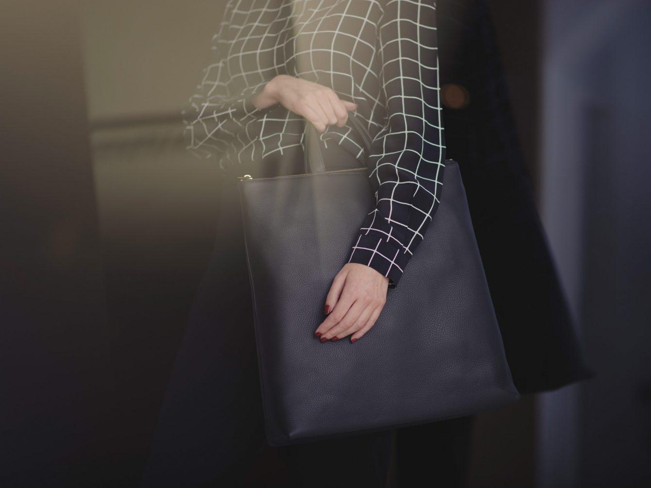 ISSUE 04 by Gerhardt Kellermann — LUCID tote bag | TSATSAS