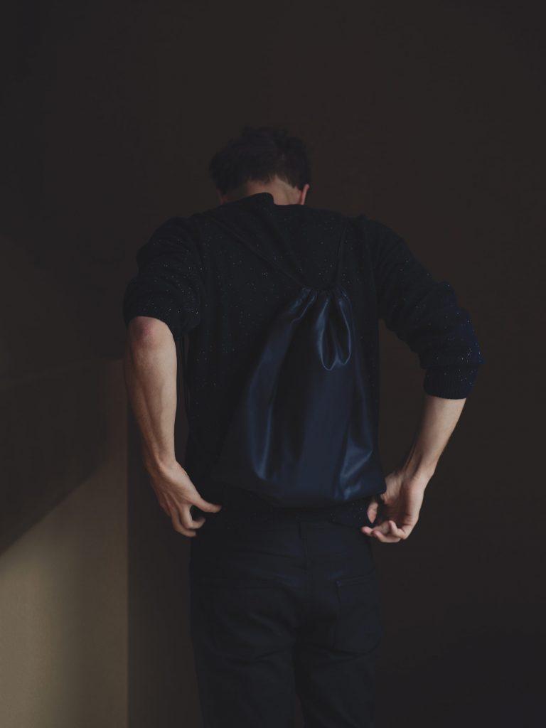 ISSUE 04 by Gerhardt Kellermann — XELA drawstring backpack | TSATSAS