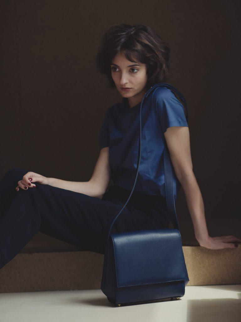 ISSUE 04 by Gerhardt Kellermann — TURIN shoulder bag | TSATSAS