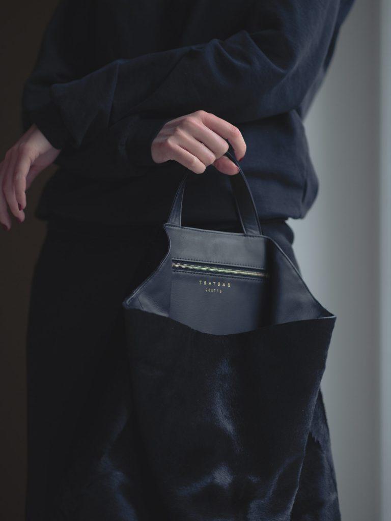 ISSUE 04 by Gerhardt Kellermann — FLUKE tote bag | TSATSAS