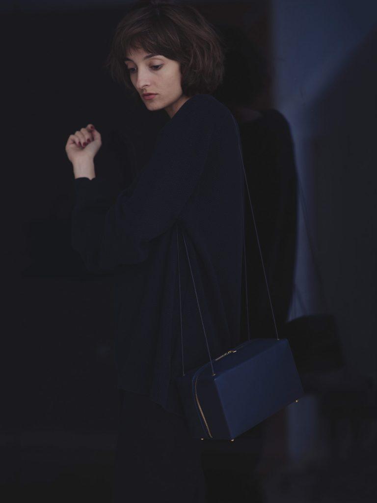 ISSUE 04 by Gerhardt Kellermann — LINDEN shoulder bag | TSATSAS