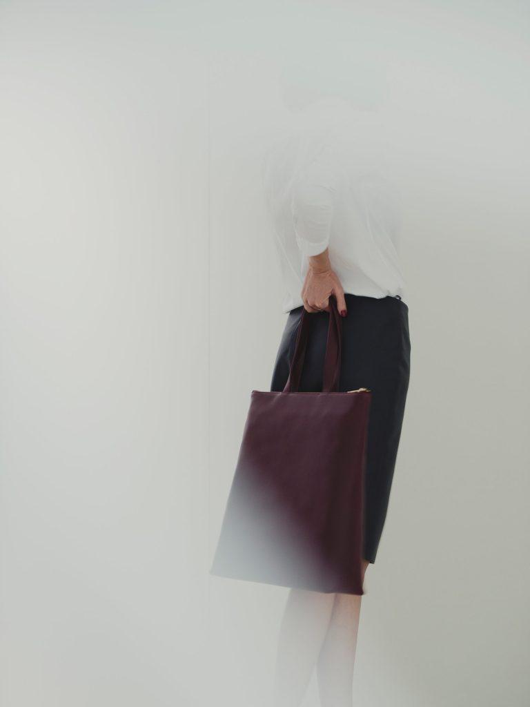 ISSUE 04 by Gerhardt Kellermann — LUCID L tote bag | TSATSAS