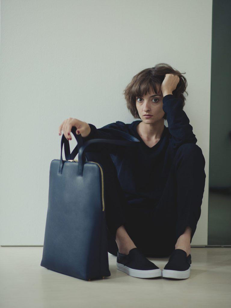 ISSUE 04 by Gerhardt Kellermann — NICHE shoulder bag | TSATSAS