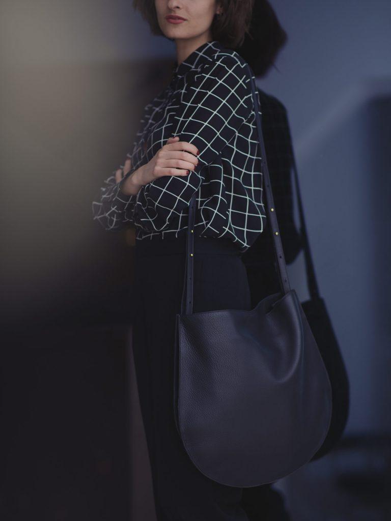 ISSUE 04 by Gerhardt Kellermann — CALE shoulder bag | TSATSAS