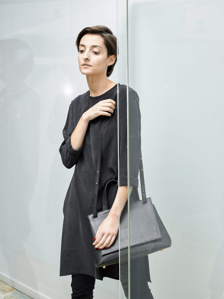 ISSUE 05 by Gerhardt Kellermann — ADA shoulder bag | TSATSAS