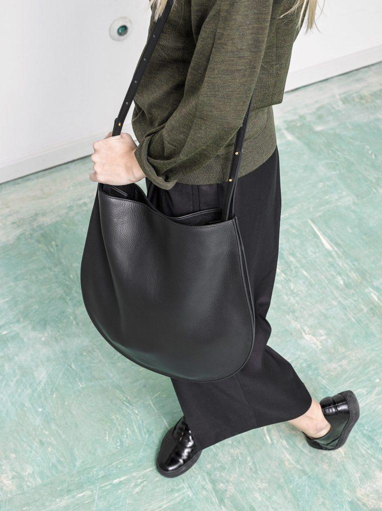 ISSUE 05 by Gerhardt Kellermann — CALE shoulder bag | TSATSAS