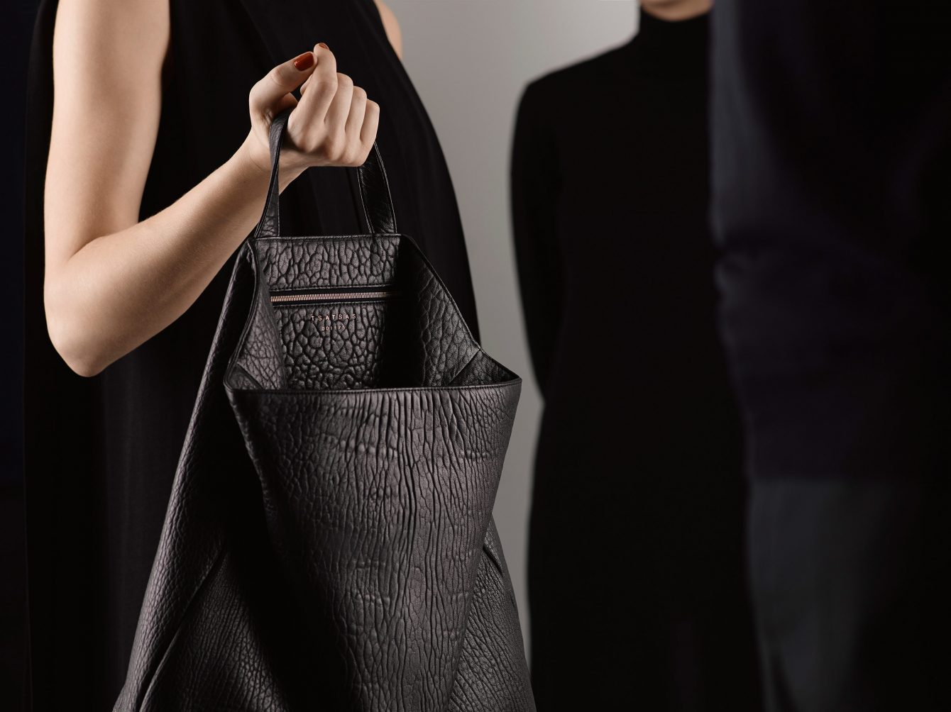 ISSUE 06 by Gerhardt Kellermann — FLUKE tote bag | TSATSAS