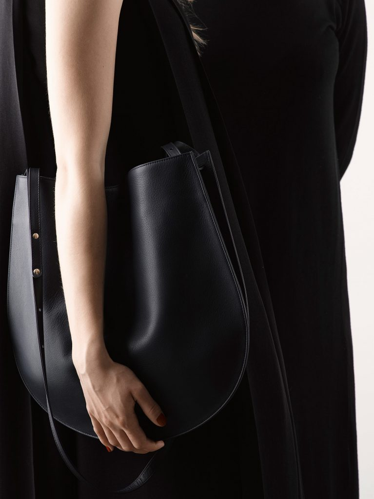 ISSUE 06 by Gerhardt Kellermann — CALE shoulder bag | TSATSAS