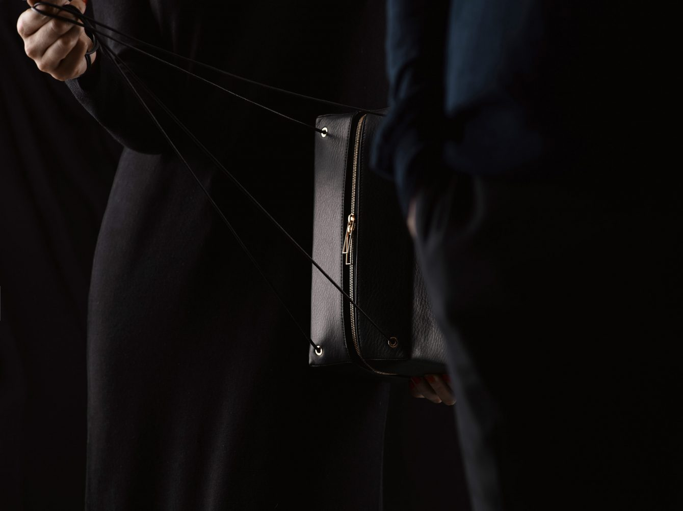 ISSUE 06 by Gerhardt Kellermann — LINDEN shoulder bag | TSATSAS