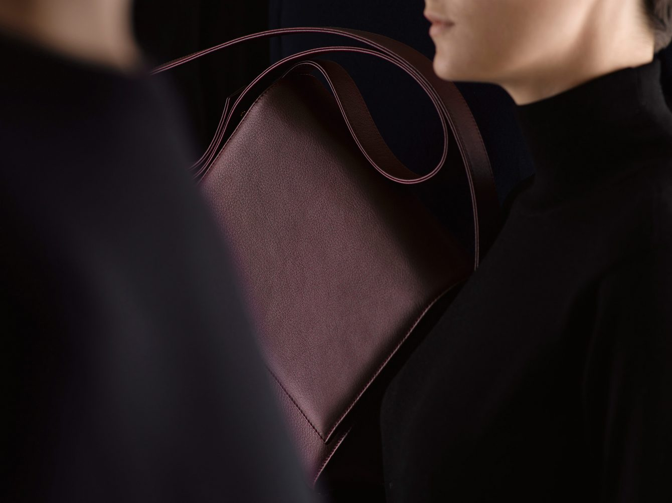 ISSUE 06 by Gerhardt Kellermann — TURIN shoulder bag | TSATSAS
