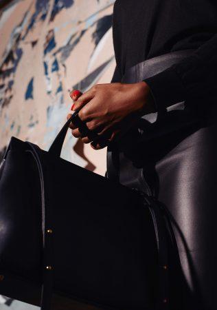 ISSUE 08 by Gerhardt Kellermann — ADA shoulder bag | TSATSAS