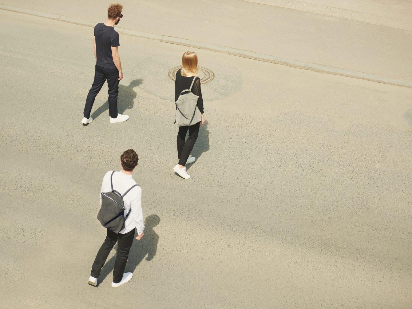 MARSH backpack by Gerhardt Kellermann | TSATSAS