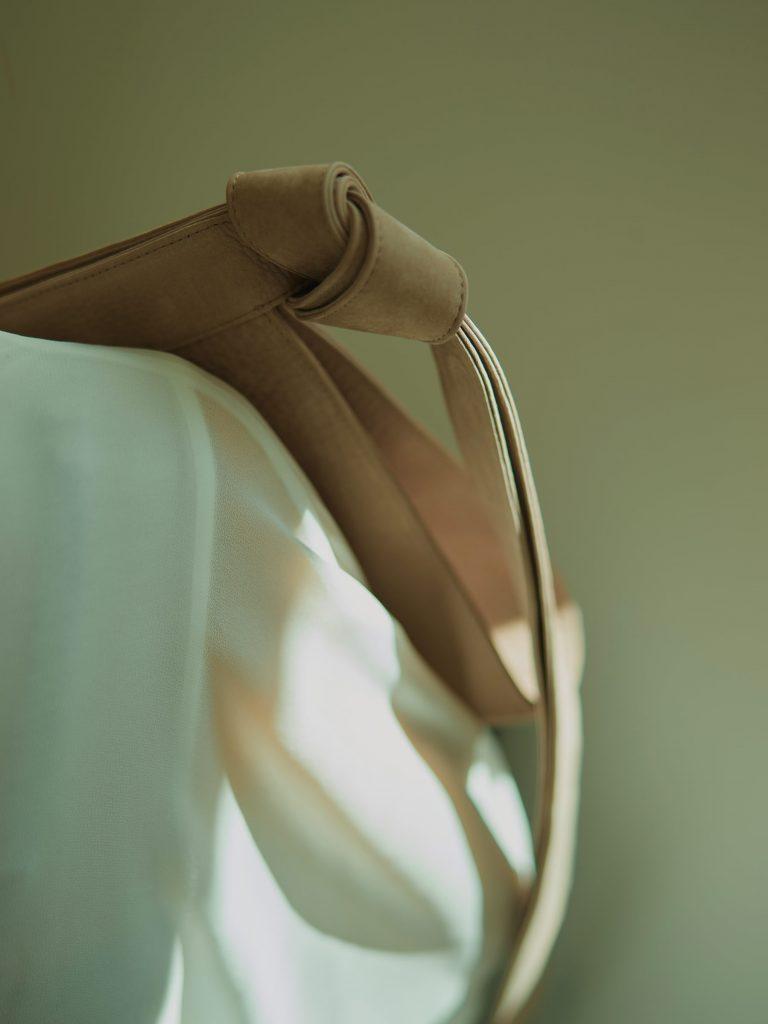 TAPE clutch bag by Gerhardt Kellermann | TSATSAS