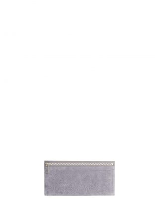 MATTER 1 case in medium grey nubuck leather | TSATSAS