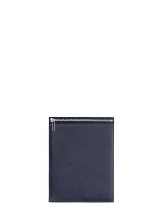 MATTER 2 case in navy blue calfskin leather | TSATSAS
