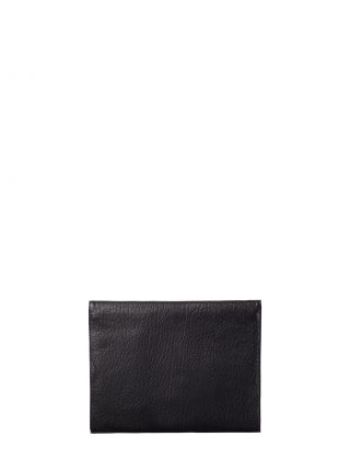 OTHER ONE pouch bag in black shrunken lamb nappa leather | TSATSAS
