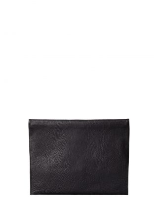 OTHER TWO pouch bag in black shrunken lamb nappa leather | TSATSAS