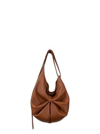 SACAR S shoulder bag in tan calfskin leather | TSATSAS