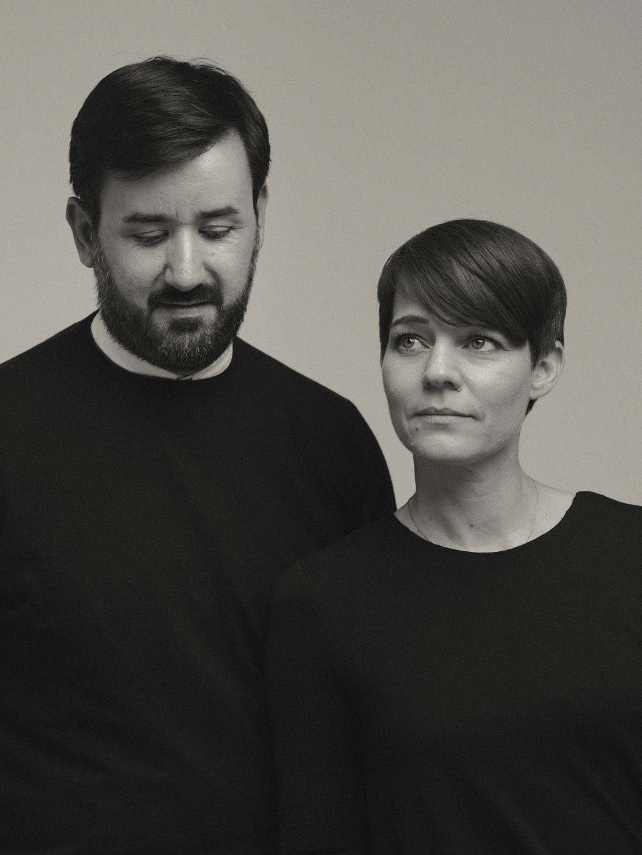 Esther & Dimitrios Tsatsas by Ramon Haindl | TSATSAS