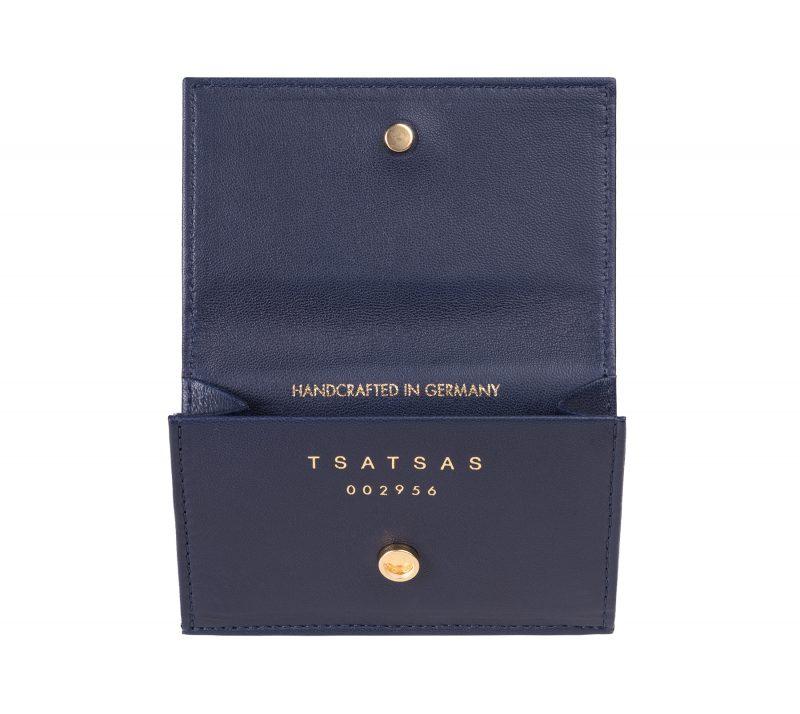 CREAM TYPE 3 coin wallet | TSATSAS