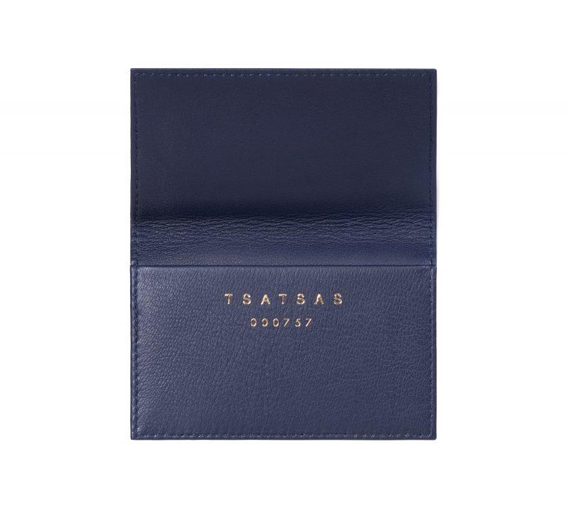 CREAM TYPE 4 business card case | TSATSAS
